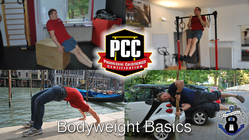 Bodyweight Training - Grundlagen Seminar