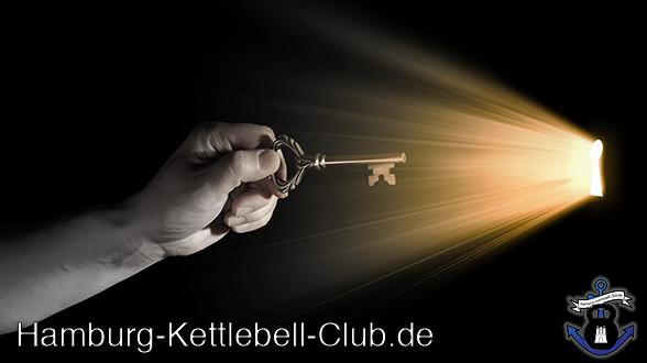 Die Schlüssel zur Kraft
