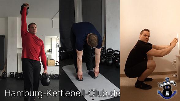 Einstiegskriterien - Wie fit muss ich für die Kettlebell sein?