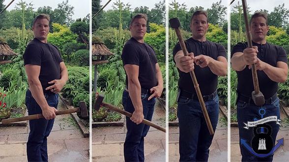 Der Hammer-Dreh 🔨 für starke Handgelenke