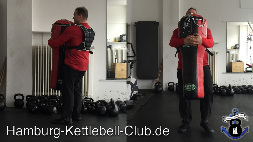 Loaded Carries Bearhug Sandbag 980