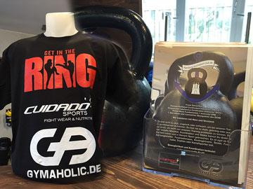 Get in the ring mit Gymaholic und dem Hamburg Kettlebell Club