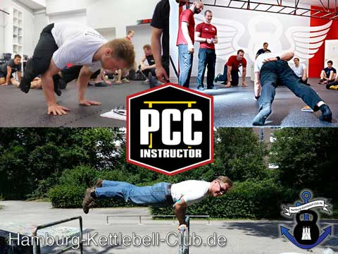 Progressive Calisthenics in Hamburg
