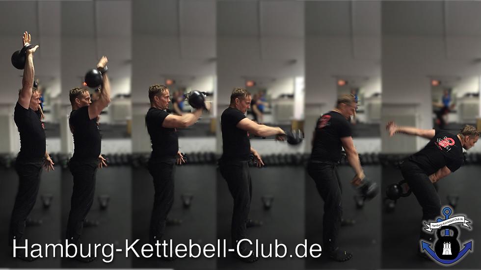 RKC Kettlebell Snatch-Test von Dan John