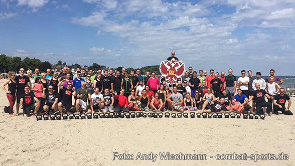 RKC Summer Camp 2016 - ein Kettlebell Familientreffen