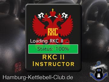 RKC 2  Zertifizierung