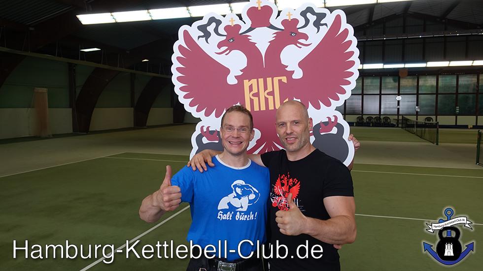 RKC Kettlebell Sommercamp 2017