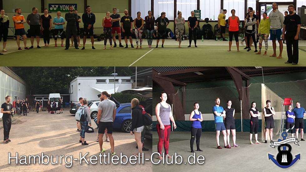 RKC Kettlebell Sommer Camp 2017 Ankunft 980