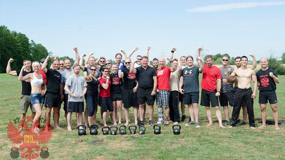 Viel Spaß auf dem RKC Summer Camp 2015
