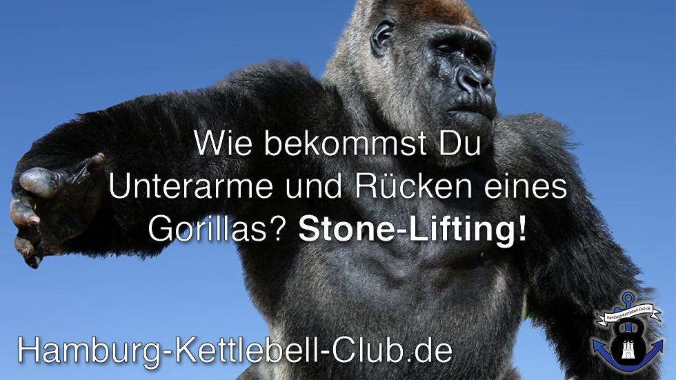Stone Lifting (Steineheben) – Wie Du am beten durchstartest