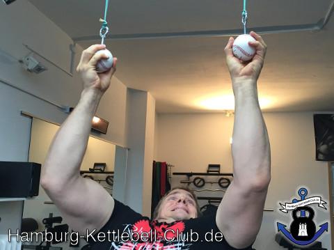 Untergriff / Ball under Grip