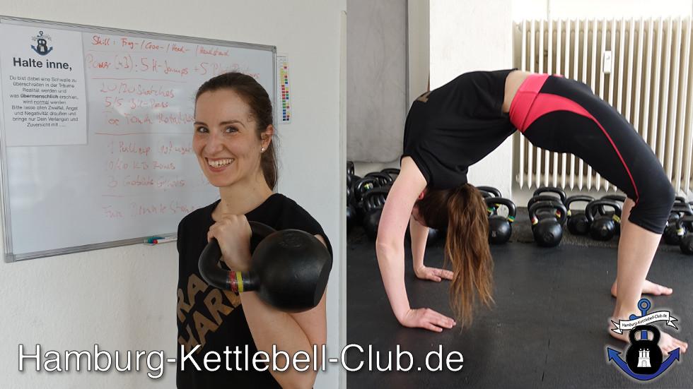 Kugelfest: Mein Weg zum Kettlebell-Training von Katrin