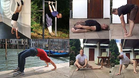 MOVE BETTER - MOBILITY UND CALISTHENICS