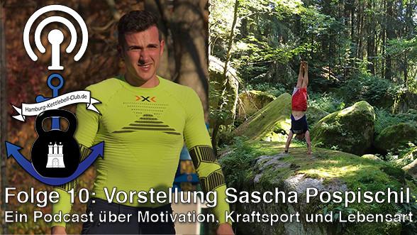 Podcast Nr. 10 Sascha Pospischil - Allround Sportler