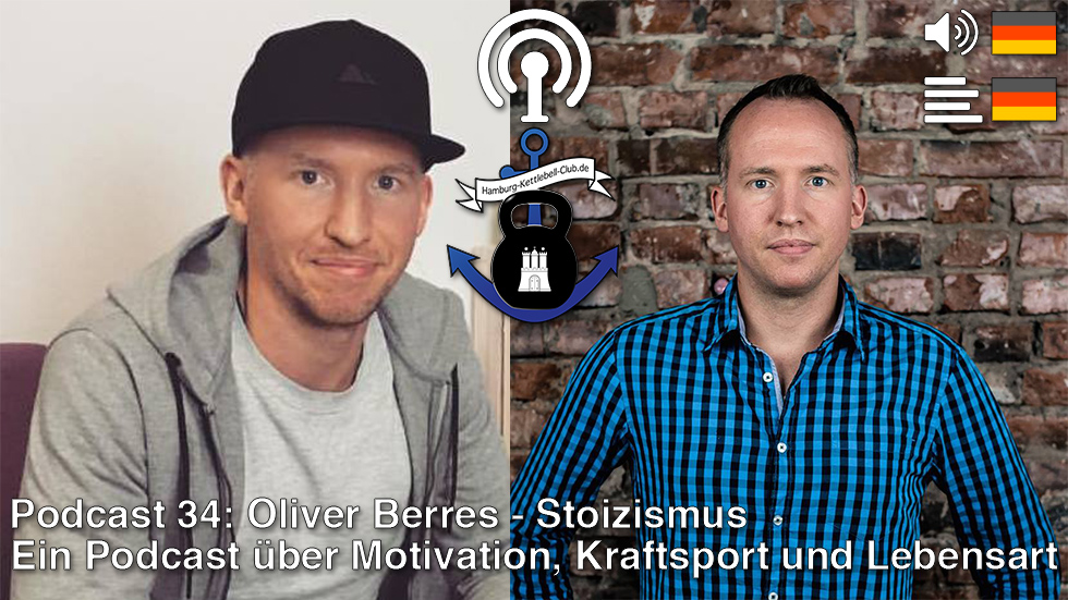 Podcast 34: Oliver Berres - Stoizismus