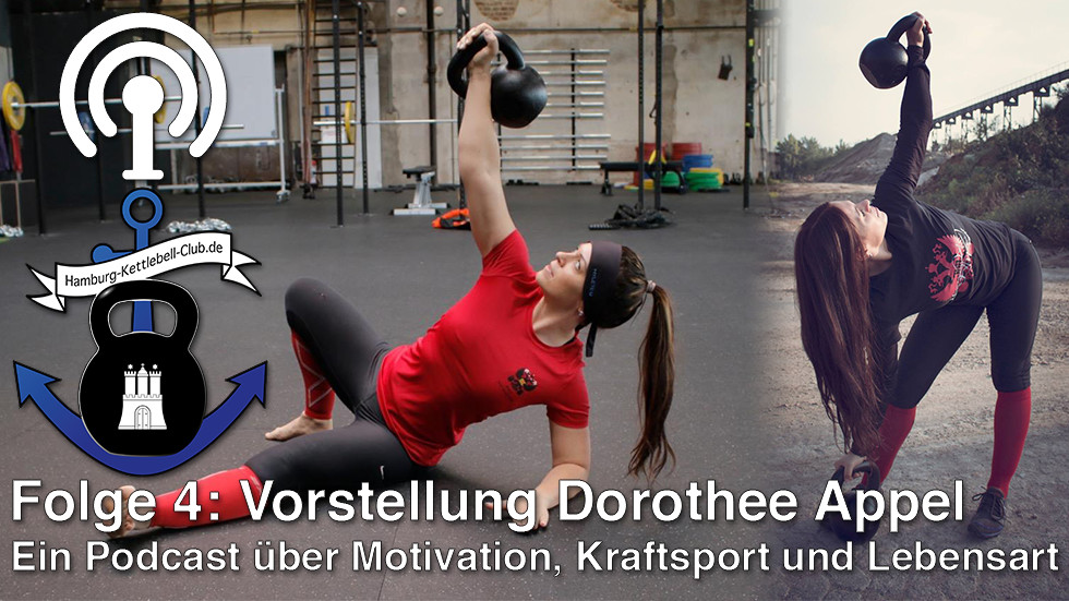Podcast Nr. 4 Dorothee Appel