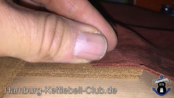 Leather Wraps dicken Vergleich 480